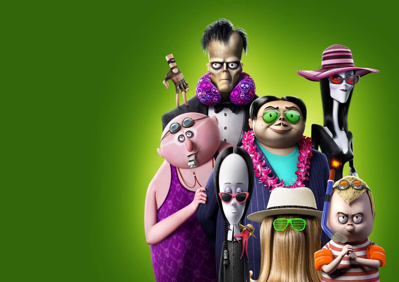 The Addams Family 2 header image