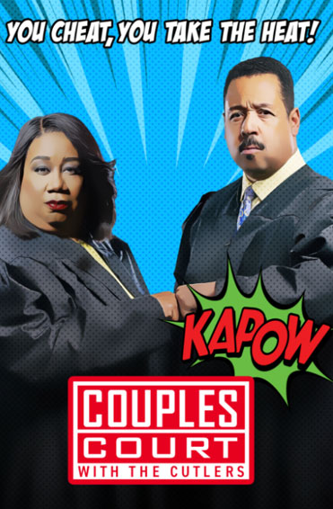 Couples Court Poster