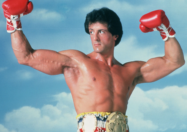Rocky III header image