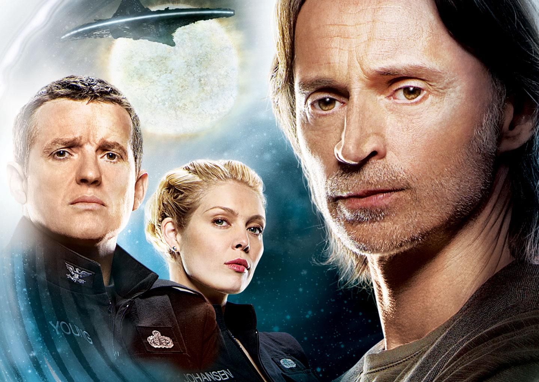 Stargate Universe header image