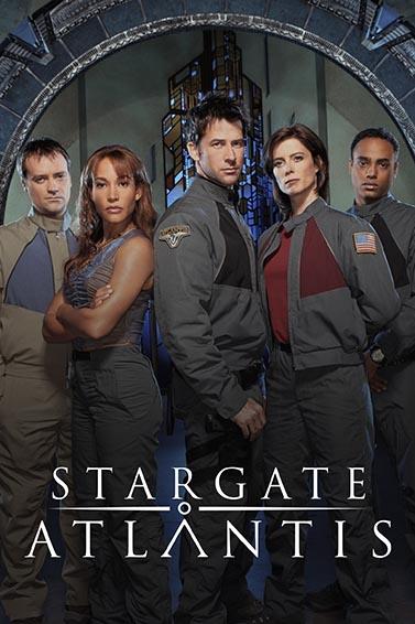 Stargate Atlantis (series) Poster